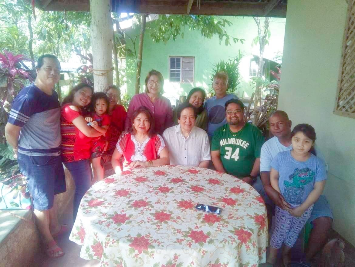 Why is the Philippines called Perlas ng Silangan (Calabia Family with Mr. Ismael Cruz & Mrs. Bessie Ocampo-Cruz)